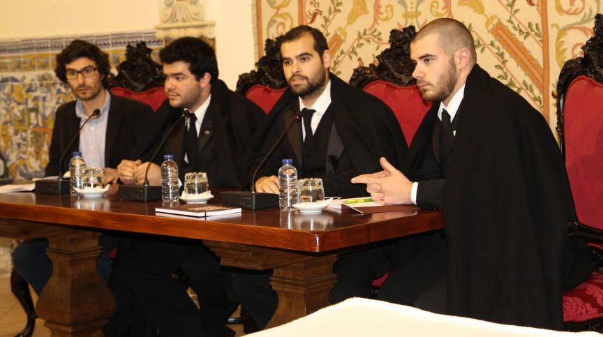 Dia do Estudante Conferencia de imprensa 1