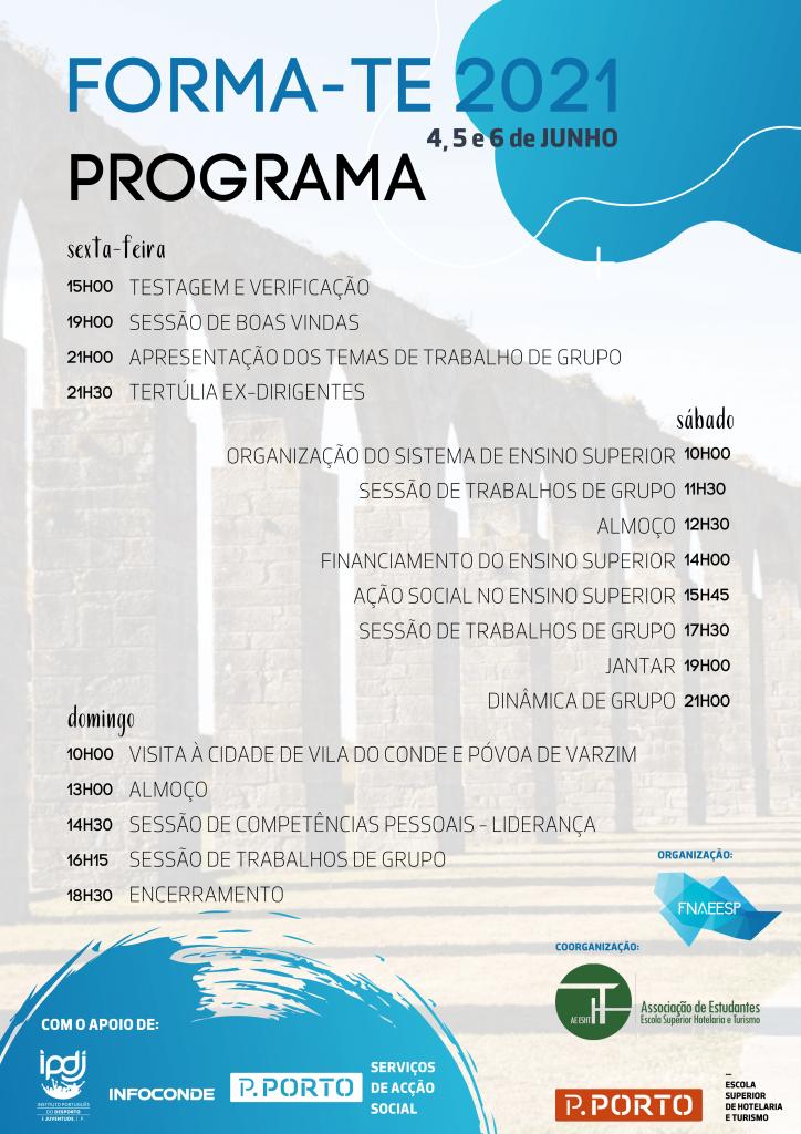 FORMA-TE 2021 Vila do Conde